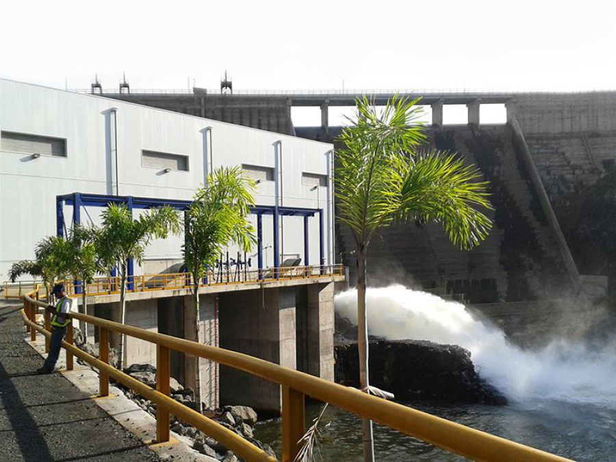 CH Las Cruces (Panamà)